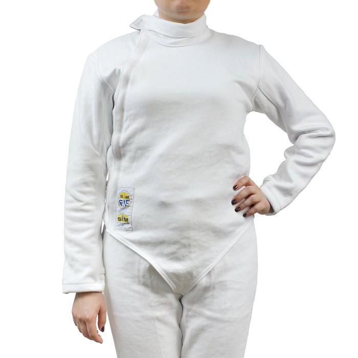 Bluza szermiercza damska StM 800 N